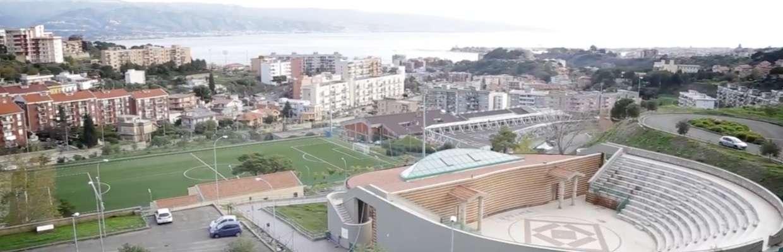 cittadella universitaria CUS UniMe