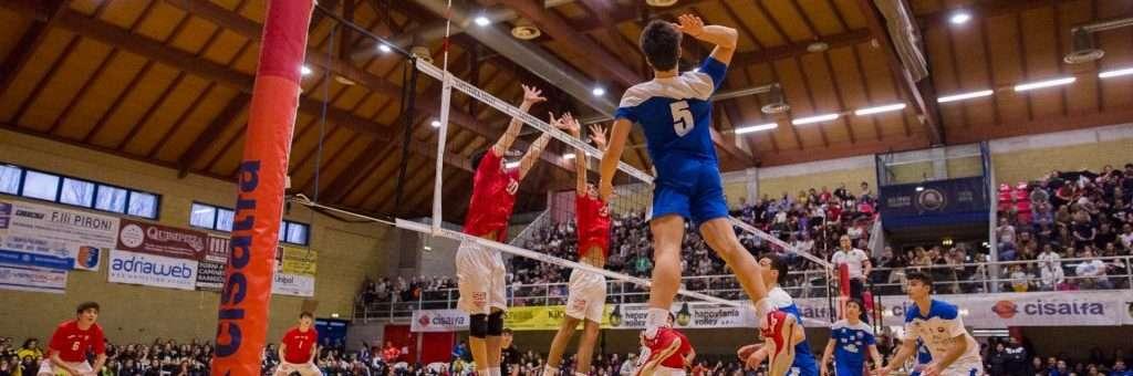 Happyfania Volley reagosrl gestione eventi kiklos livinplay